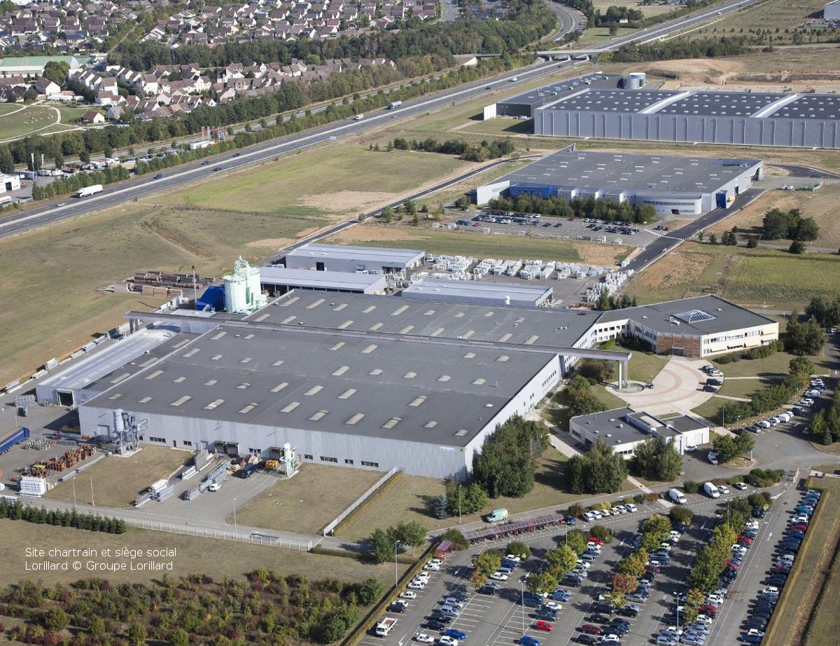 Menuiserie Bourneuf Parigne L Eveque le groupe lorillard envisage un plan d'investissement de 32