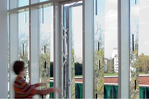 Murs rideaux : les façades en question verre dossiers