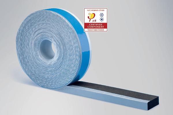 ISO-Bloco One : mousse d'étanchéité certifiée pour les maisons passives ©ISO-Chemie