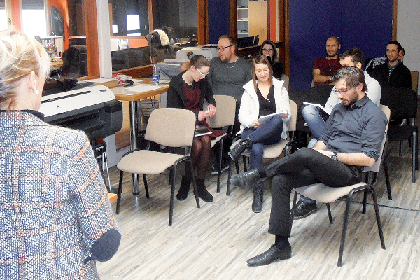 Formation au BIM chez VD Industry ! ©VD Industry