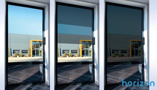 Horizon, la fenêtre signée Sunpartner Technologies et Vinci Construction : double vitrage Wysips® Glass ©Sunpartner Technologies