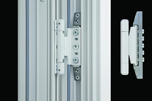 La nouvelle version de la Dynamic 3 D, la Dynamic 3DN pour l'aluminium avec un seul axe ©SFS Intec