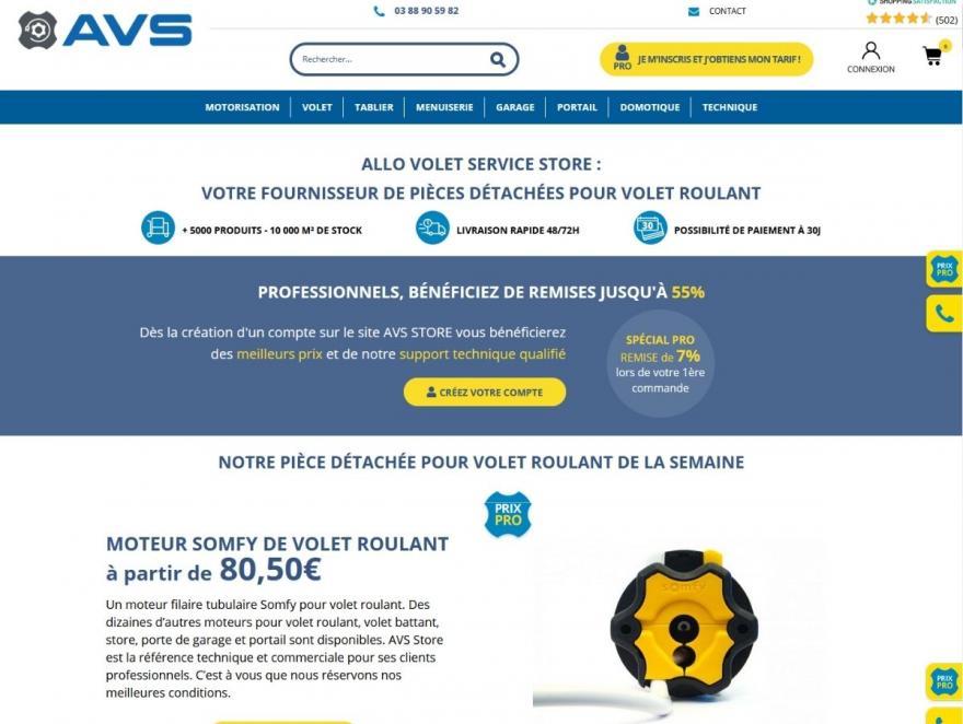 AVS Store (Soprofen) vise les 100 adhérents en 2022