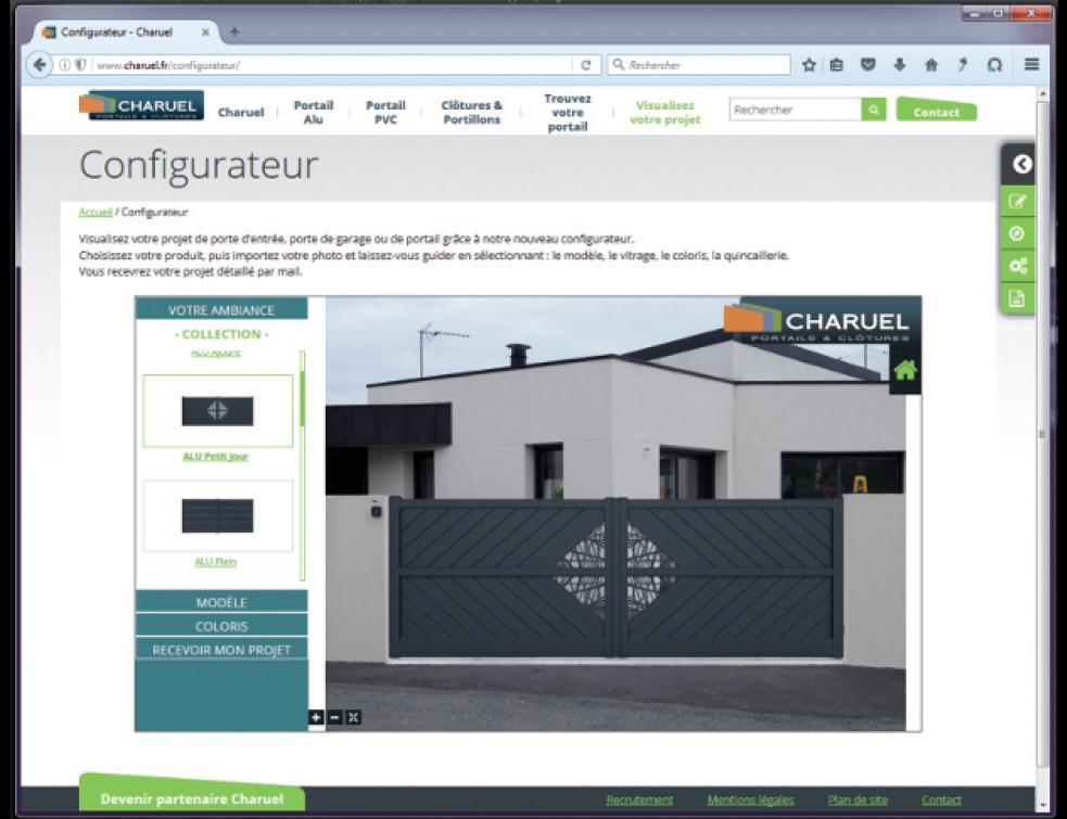 Un nouveau configurateur en ligne pour imaginer son portail f118432035f3